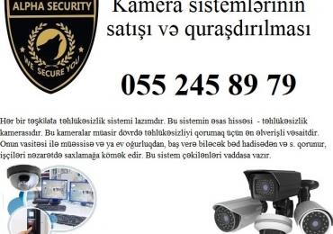 ✺Tehlukesizlik kamera sistemi ✺05524589 79 ✺